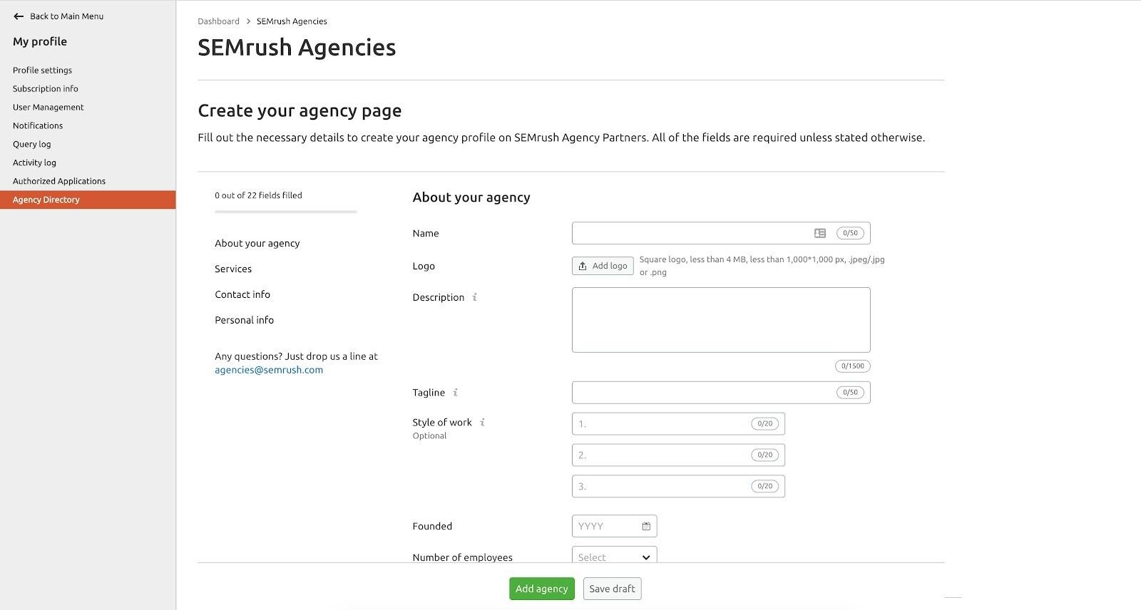 Agency Partners Platform image 2