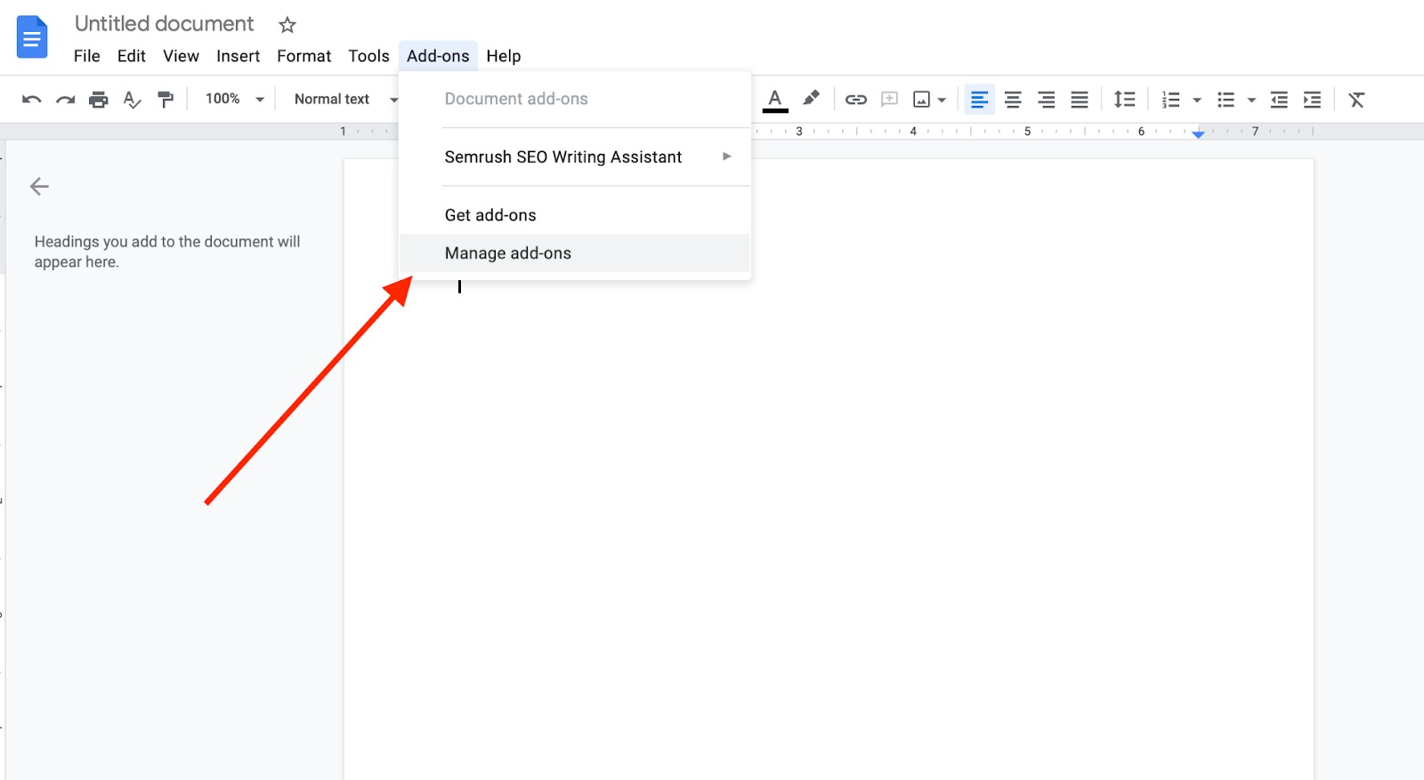 Troubleshooting SEO Writing Assistant image 1