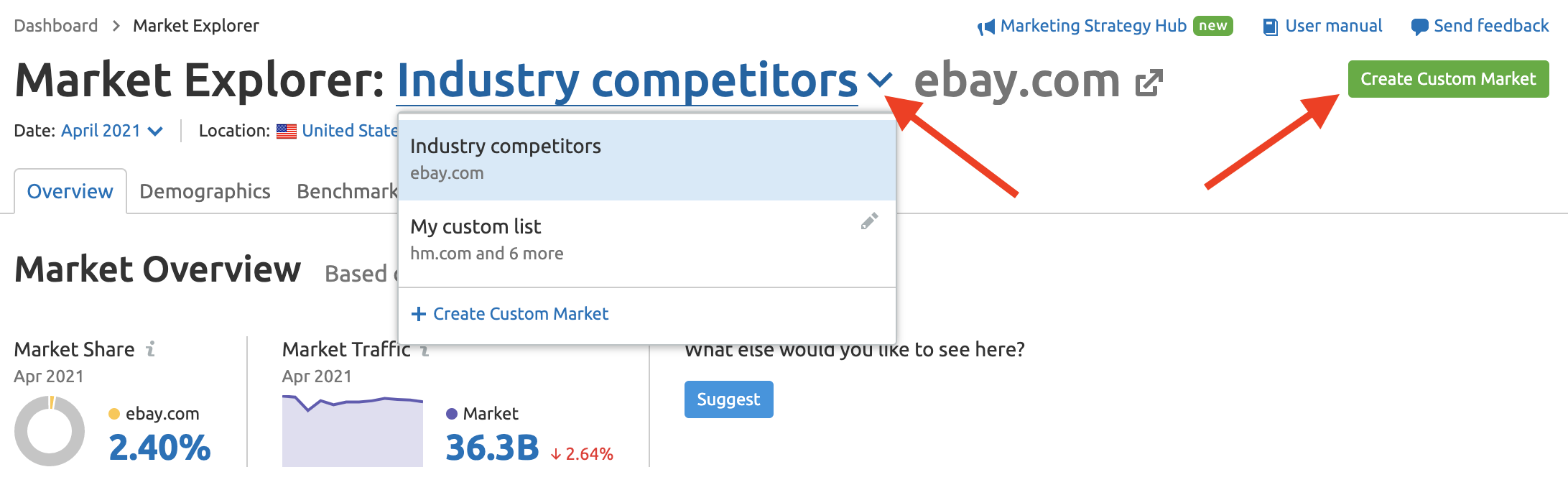 Market Explorer Custom Industry Market Report image 1