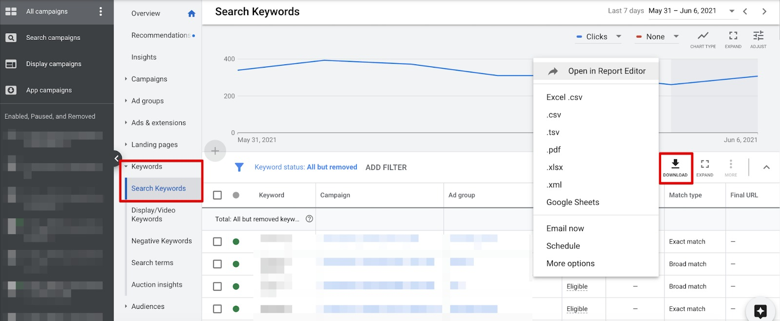 How to Import Your Google Ads Campaign to Semrush image 1