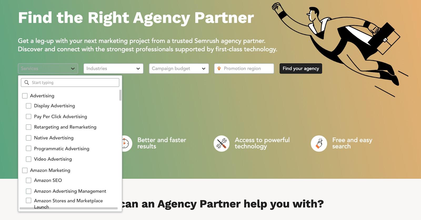 Agency Partners Platform image 3